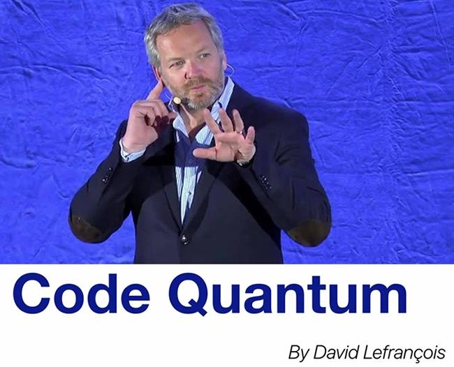 code quantum de david lefrancois