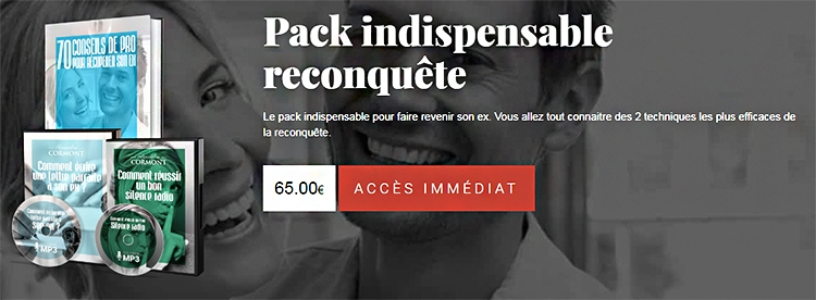 pack indispensable reconquete