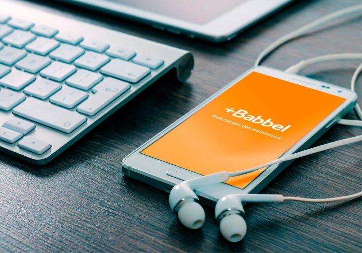 babbel apprentissage langues en ligne