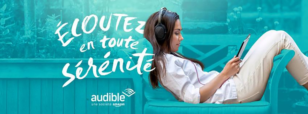 services audiobooks audible presentation avis